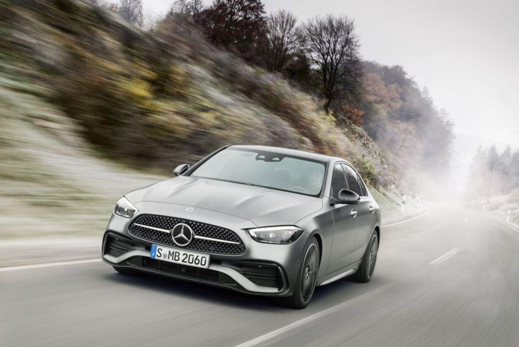 LIVE: New Mercedes C-Class W206