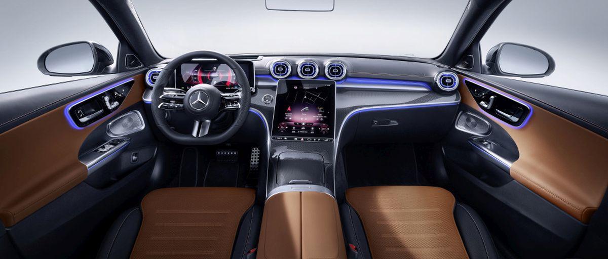 Mercedes C-Class W206