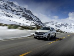 Mercedes-Benz EQC gets new sports variant and lowered the price