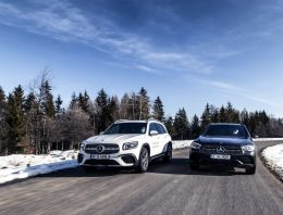 Mercedes GLB vs Mercedes GLC: Which is the best choice for your family?