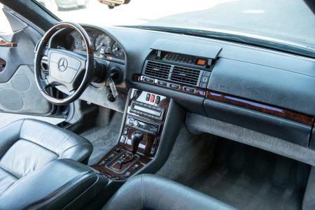 Michael Jordan's Mercedes-Benz S600 (14)