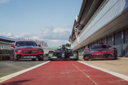 mercedes-AMG One, Mercedes F1 W12 E Performance, mwercedes-AMG GT 73e 4-door coupe