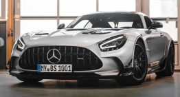Mercedes-AMG GT Black Series with more than 1,000 horsepower. How is that even possible?