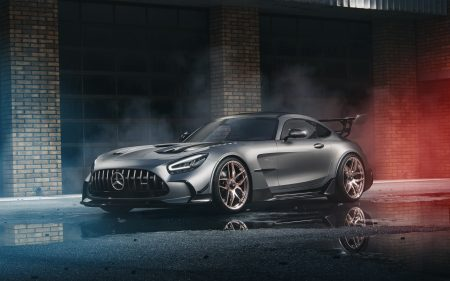 Mercedes-AMG GT Black Series undergoes its first tuning procedure (3)