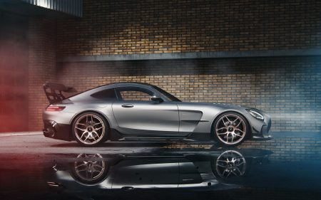Mercedes-AMG GT Black Series undergoes its first tuning procedure (4)