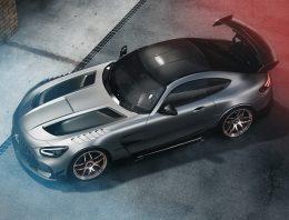 Mercedes-AMG GT Black Series gets a new set of wheels