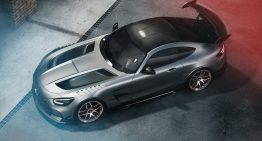 Mercedes-AMG GT Black Series gets a new set of wheels