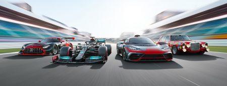 Mercedes-AMG ONE Lewis Hamilton (1)