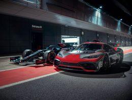Lewis Hamilton reveals the secrets of Mercedes-AMG ONE