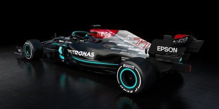 Mercedes-AMG Petronas W12