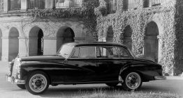 "Why the Mercedes-Benz 300 is called the ""Adenauer Mercedes""?"