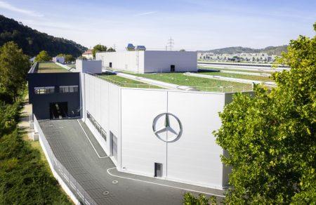 """Mercedes-Benz Drive Systems Campus: Stuttgart-Untertürkheim richtet sich auf """"Electric First"""" ausMercedes-Benz Drive Systems Campus: Stuttgart-Untertürkheim gears up for """"Electric First"""" future"""
