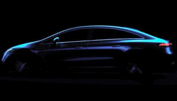 Mercedes teases future EQS electric sedan. When will we see it?