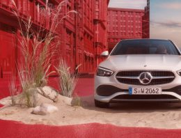 Mercedes-Benz promotes the new C-Class – Magic in your comfort zone