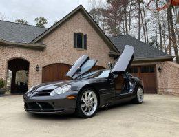 Former exotic car salesman buys Mercedes-Benz SLR McLaren from Paris Hilton