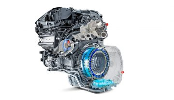 Mercedes M254 and M256 engines prove that there is a future for gasoline engines