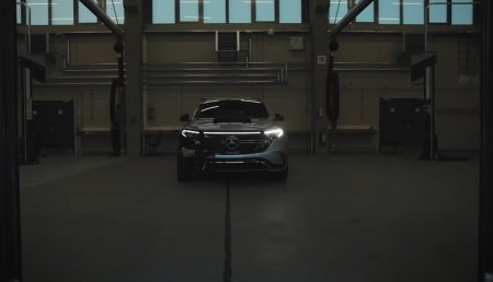 Behind the scenes - How to test a Mercedes-EQ electric car (5)