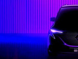 Concept EQT – Mercedes starts a new class for families