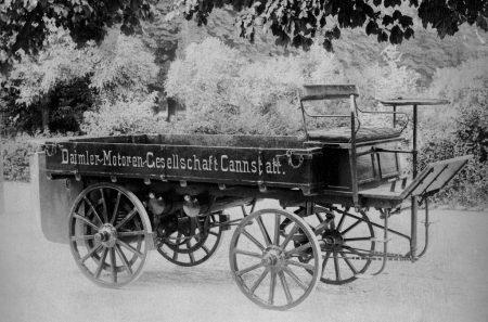 Gottlieb Daimler truck