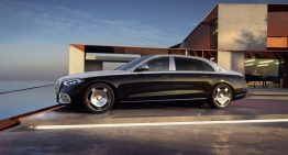 100 of Maybach – A story about luxury and exclusivity