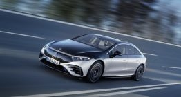 Mercedes sets an earlier end date for combustion engines