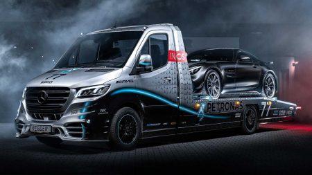 Mercedes-Benz Sprinter Petronas Edition (1)