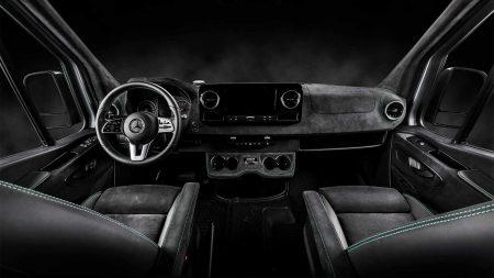 Mercedes-Benz Sprinter Petronas Edition (12)
