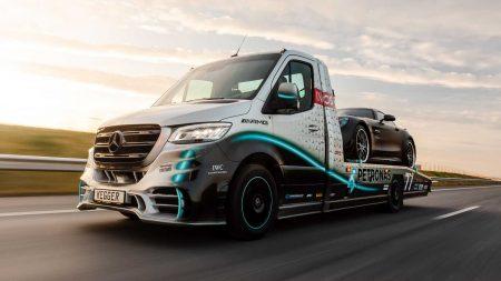 Mercedes-Benz Sprinter Petronas Edition (3)