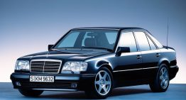 The story of the Mercedes engineered by Porsche