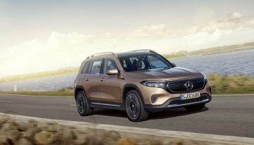 The new Mercedes EQB – The EQ family becomes ever bigger