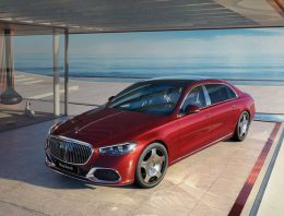 Mercedes-Maybach will also be available with a six-cylinder engine to avoid high taxes