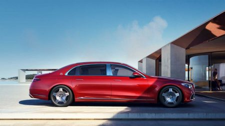 Mercedes-Maybach S480 4MATIC