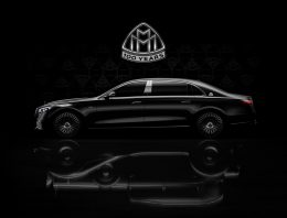 Mercedes teases the V12 Maybach. What comes next?