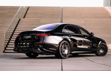 New Mercedes-Benz S-Class tuning Brabus (4)