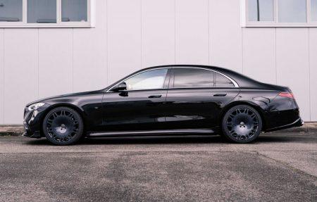 New Mercedes-Benz S-Class tuning Brabus (9)