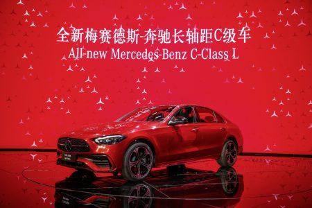 Shanghai Motor Show CLS