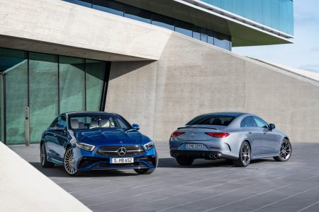This is the new Mercedes-Benz CLS - Official photo and data (1)