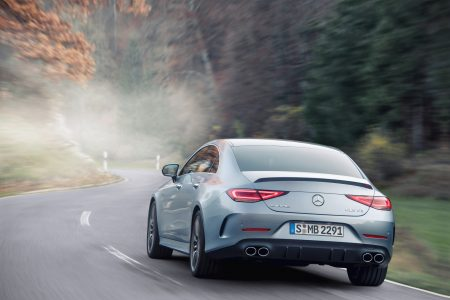 This is the new Mercedes-Benz CLS - Official photo and data (10)