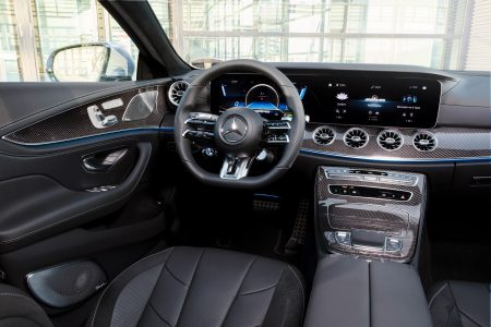 This is the new Mercedes-Benz CLS - Official photo and data (17)
