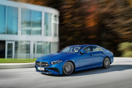 This is the new Mercedes-Benz CLS - Official photo and data (22)