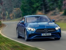 This is the new Mercedes-Benz CLS facelift – Official photos and data