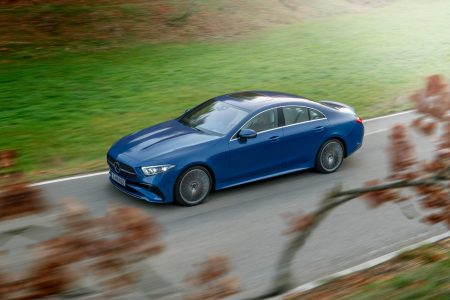This is the new Mercedes-Benz CLS - Official photo and data (24)