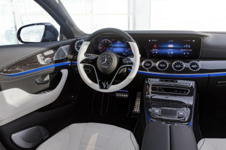This is the new Mercedes-Benz CLS - Official photo and data (28)