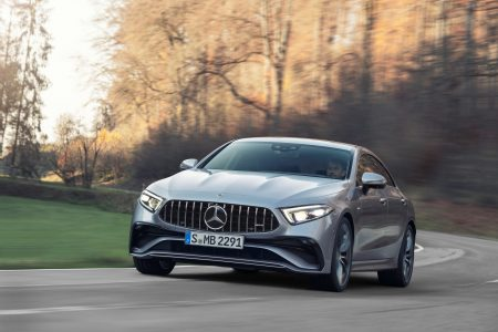 This is the new Mercedes-Benz CLS - Official photo and data (9)