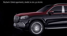Maybach EQS and EQS SUV: the most luxurious electric vehicles in the world