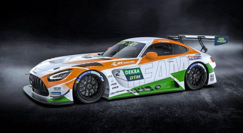 #2 Mercedes-AMG GT3, Mercedes-AMG Team GetSpeed