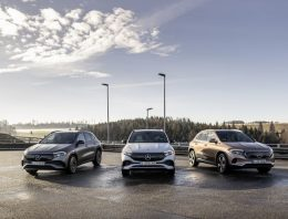 Mercedes sales Q1 2021: 581,270 passenger cars sold