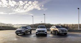 Mercedes sales Q1 2021: 581,270 passenger cars sold