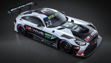 22 Mercedes-AMG GT3  Mercedes-AMG WINWARD team