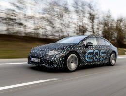 Mercedes has announced the versions and range for the new Mercedes EQS